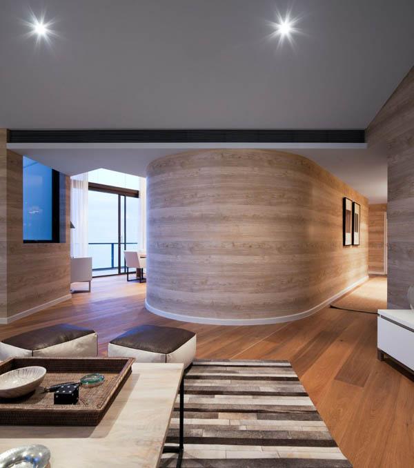 Imagen de Apartamento moderno de tonos crema en Australia - Coco Republic Design (9)