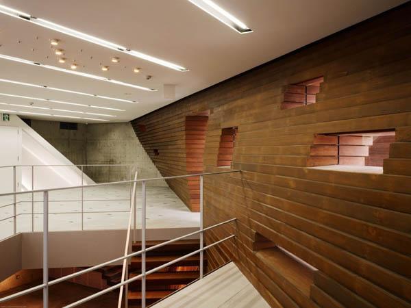 Protección para paredes de edificio en Tokio Japón (10)