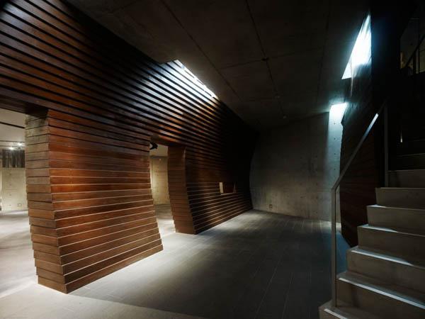 Protección para paredes de edificio en Tokio Japón (9)