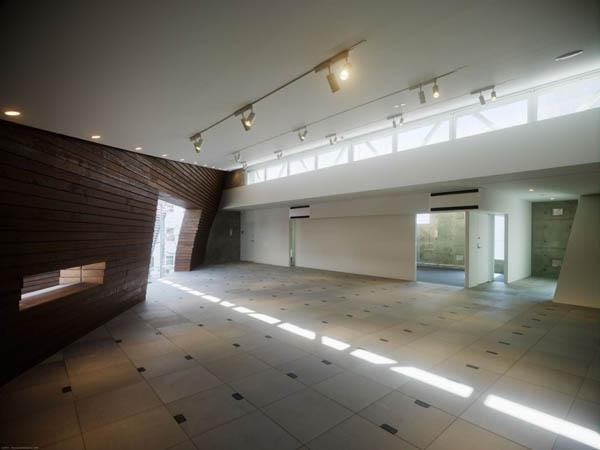 Protección para paredes de edificio en Tokio Japón (6)