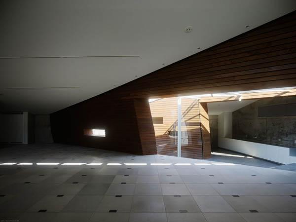 Protección para paredes de edificio en Tokio Japón (5)