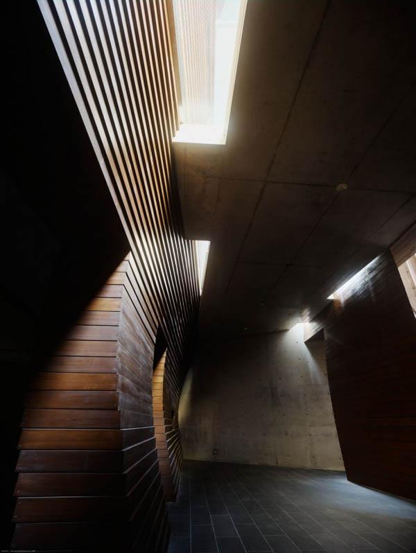 Protección para paredes de edificio en Tokio Japón (4)