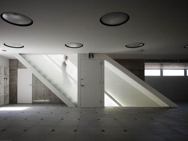Protección para paredes de edificio en Tokio Japón (2)