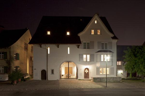 Imagen de Remodelación de casa del año 1800 en Suiza (1)