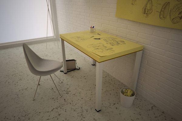 Muebles modernos multifuncionales 2012 (7)