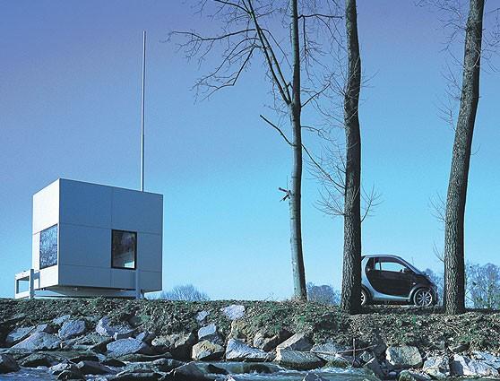 Casa pequeña - Minicasa - Casa para terrenos pequeños (4)