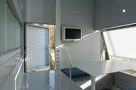 Casa pequeña - Minicasa - Casa para terrenos pequeños (1)