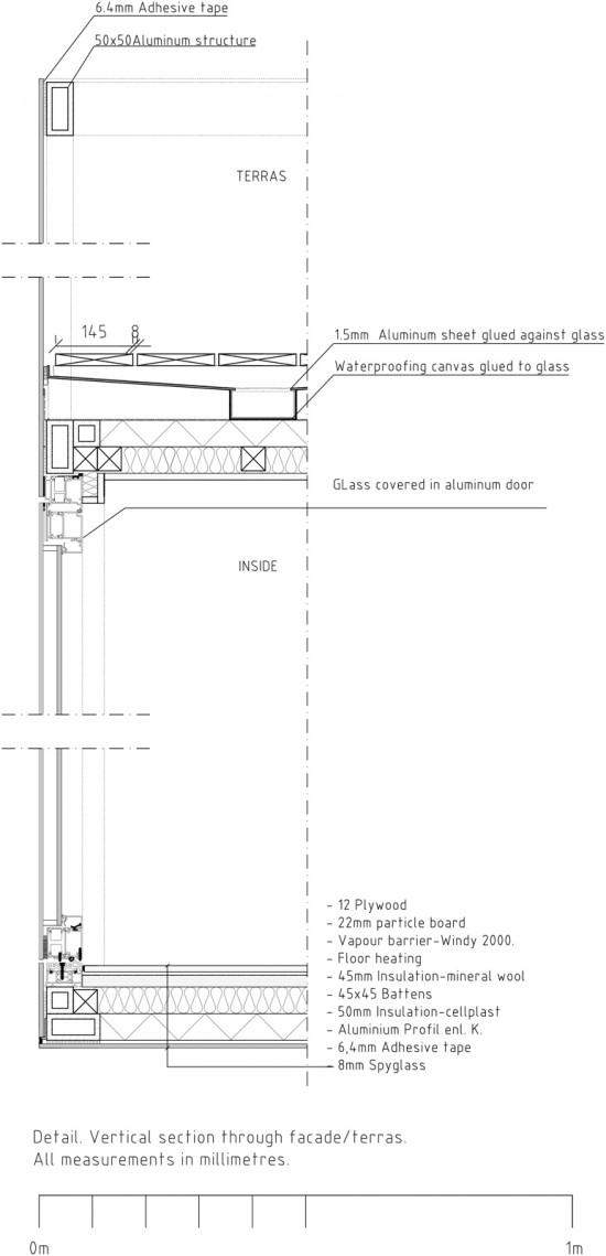 Planos de habitación en árbol (2)