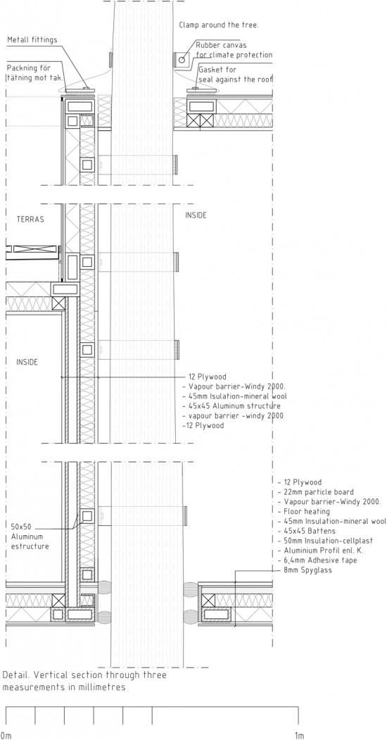 Planos de habitación en árbol (1)