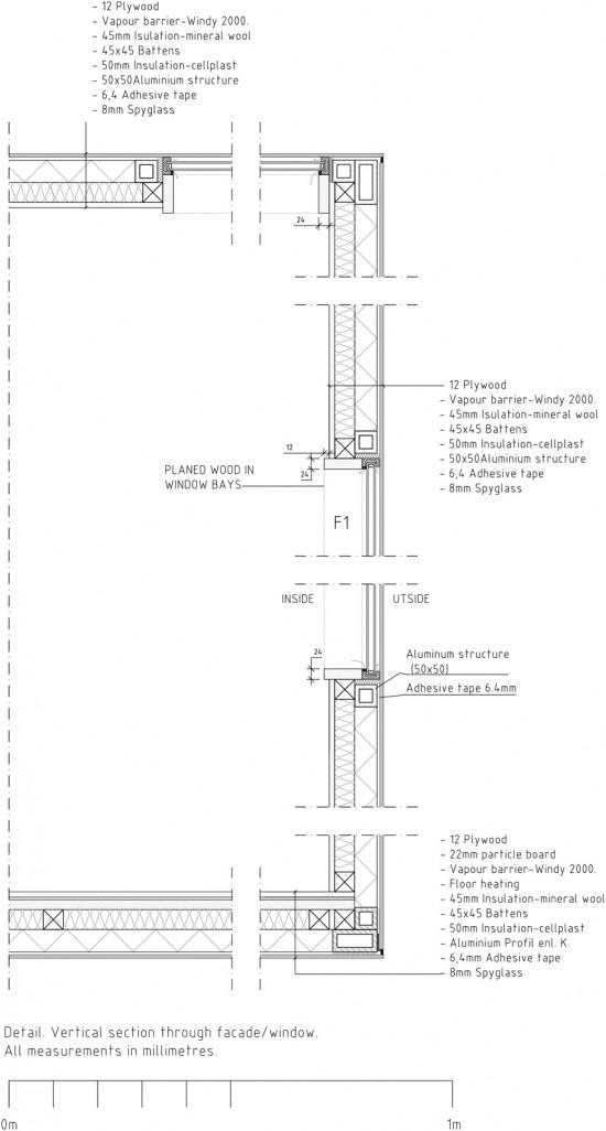 Planos de habitación en árbol (3)