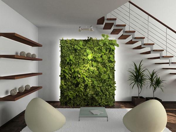 Plantas para interiores - Decoración naturista - Decoración de interiores - Decoración de interiores con plantas - Decoración verde (16)