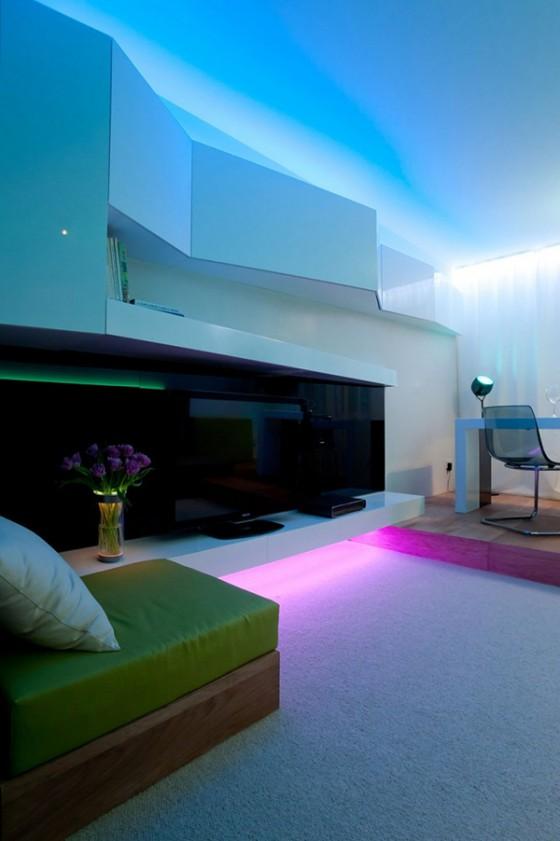Sistemas de iluminación digital para casas y empresas (8)