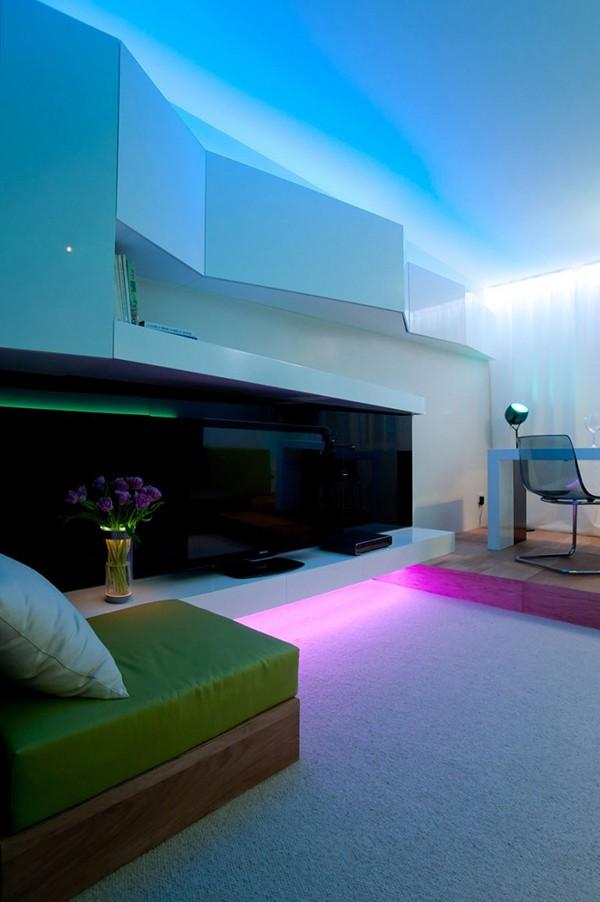 Sistemas de iluminación digital para casas y empresas