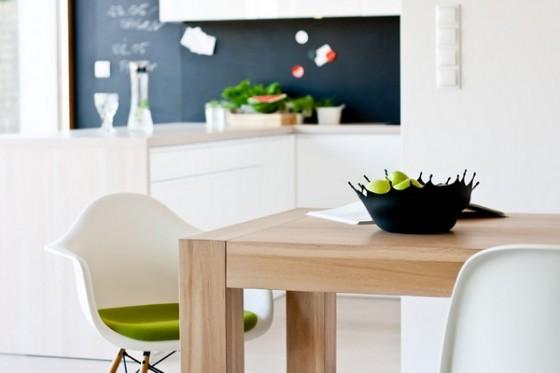 Diseño de interiores minimalista en casa de Polonia (12)