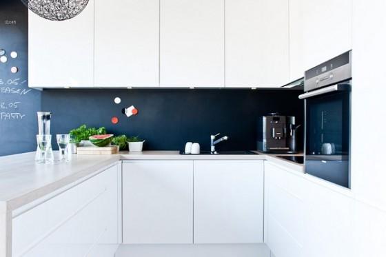 Diseño de interiores minimalista en casa de Polonia (3)