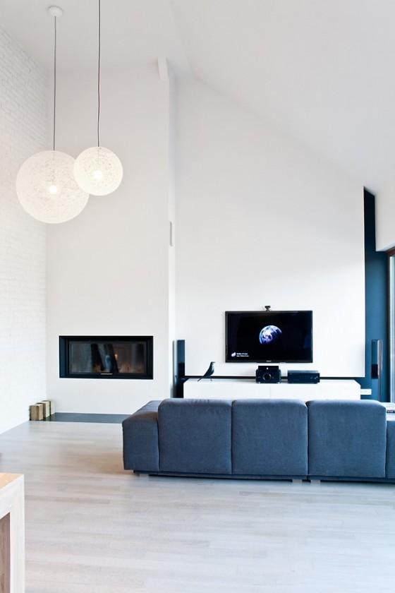Diseño de interiores minimalista en casa de Polonia (11)