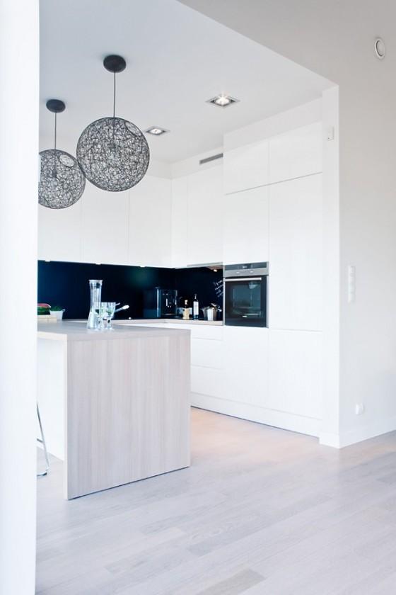 Diseño de interiores minimalista en casa de Polonia (6)
