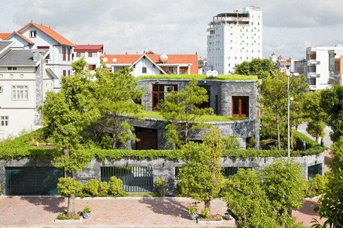 Casa ecológica en Vietnam (13)