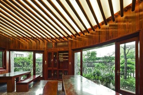 Casa ecológica en Vietnam (2)