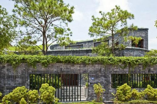 Casa ecológica en Vietnam (8)