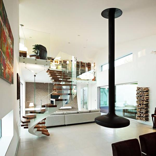 Casa modular con estilo y diseños inusuales (5)