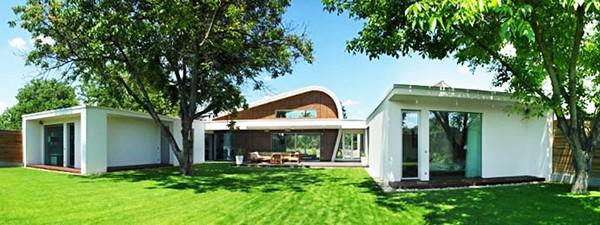 Casa modular con estilo y diseños inusuales (4)