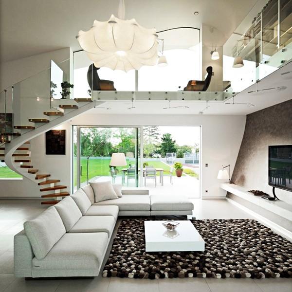 Casa modular con estilo y diseños inusuales (2)