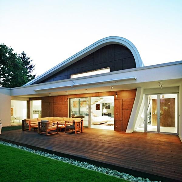 Casa modular con estilo y diseños inusuales (1)