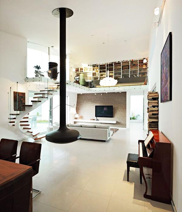 Casa modular con estilo y diseños inusuales (12)