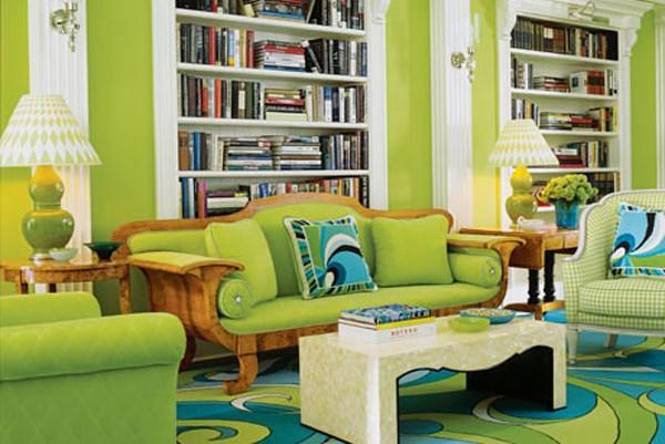 Combinaciones de colores para interiores (10)