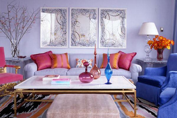 Combinaciones de colores para interiores (9)