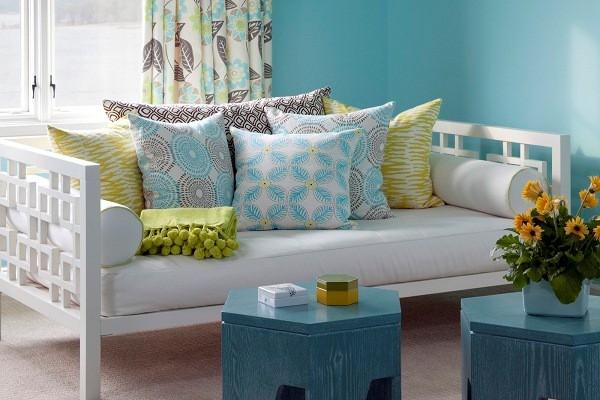 Combinaciones de colores para interiores (8)