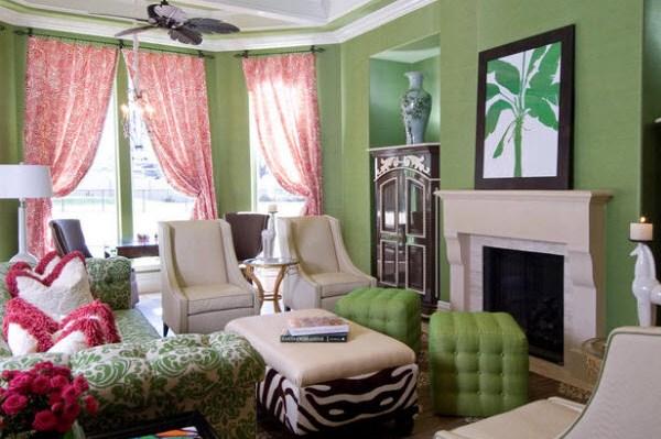 Combinaciones de colores para interiores (7)