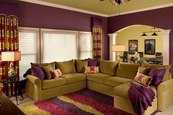 Combinaciones de colores para interiores (1)