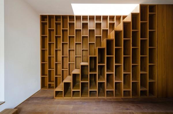 Amantes de la lectura 8 formas de armonizar su librería en casa (4)