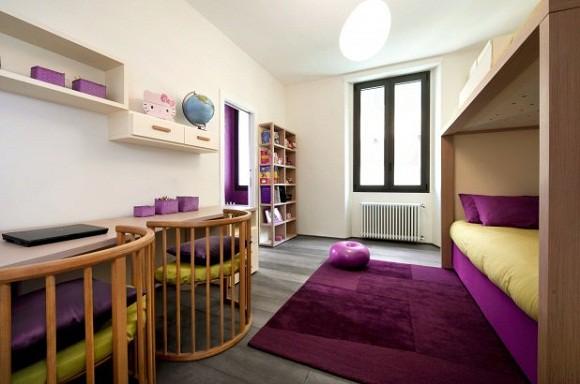 Apartamento italiano el apartamento Celio con planos incluidos (14)