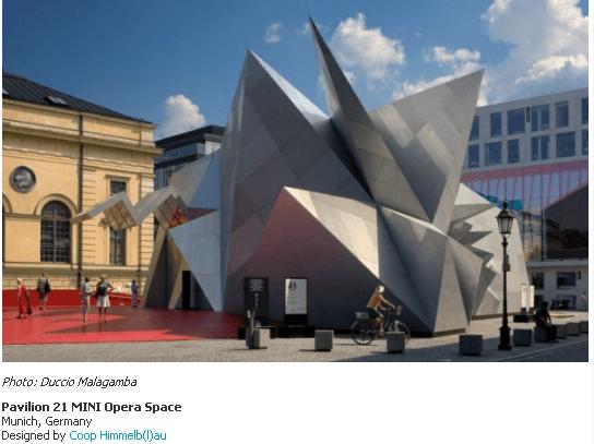 Arquitectura afilada 10 proyectos arquitectónicos a los cuales dudará en acercarse (10)