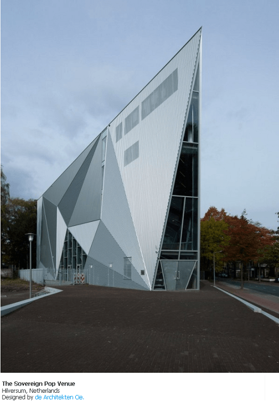 Arquitectura afilada 10 proyectos arquitectónicos a los cuales dudará en acercarse (1)