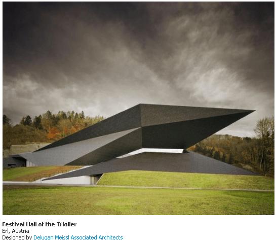 Arquitectura afilada 10 proyectos arquitectónicos a los cuales dudará en acercarse (9)