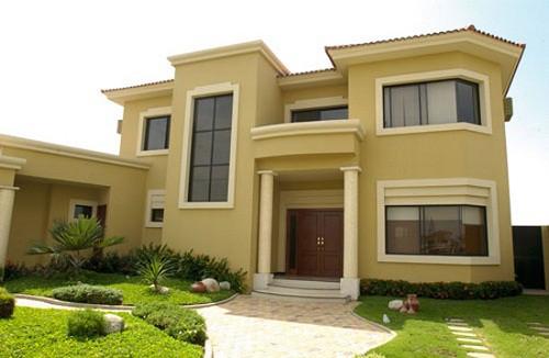 Fachadas de casas lujosas la verdadera comodidad (16)