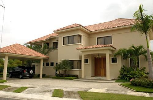 Fachadas de casas lujosas la verdadera comodidad (15)