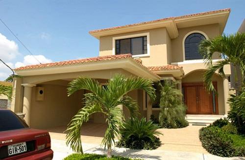 Fachadas de casas lujosas la verdadera comodidad (14)