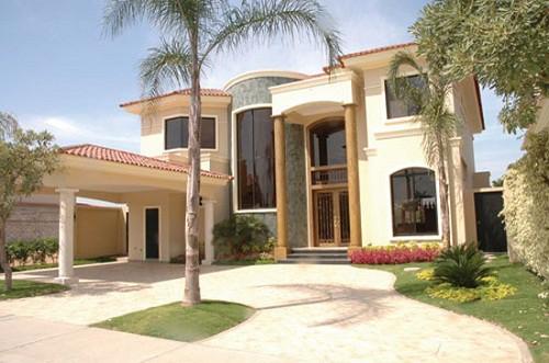 Fachadas de casas lujosas la verdadera comodidad (13)