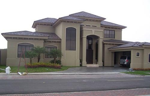 Fachadas de casas lujosas la verdadera comodidad (10)