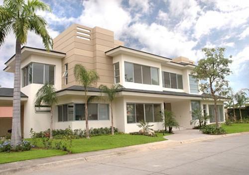 Fachadas de casas lujosas la verdadera comodidad (8)