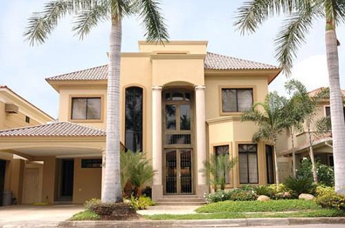 Fachadas de casas lujosas la verdadera comodidad (1)