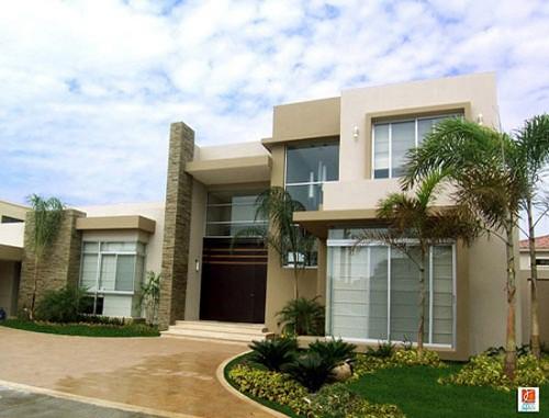 Fachadas de casas lujosas la verdadera comodidad (23)