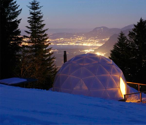Vivir en la nieve – Casas para habitar en la nieve (8)