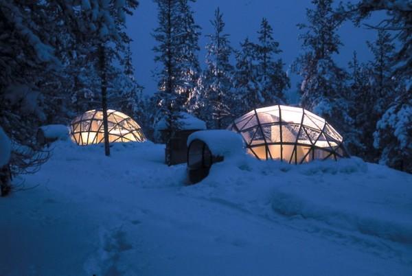 Vivir en la nieve – Casas para habitar en la nieve (7)