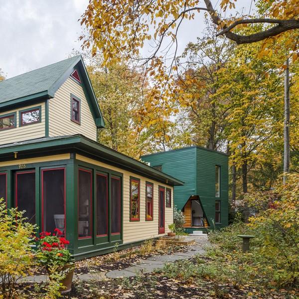 Casa de huéspedes en Lakeside, Michigan una alternativa rápida para acomodar visitas inesperadas